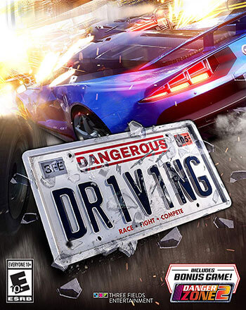 دانلود بازی Dangerous Driving برای کامپیوتر – نسخه فشرده FitGirl