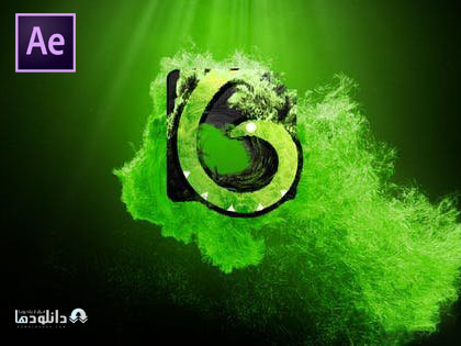 پروژه-نمایش-لوگو-افتر-افکت-epic-particles-logo
