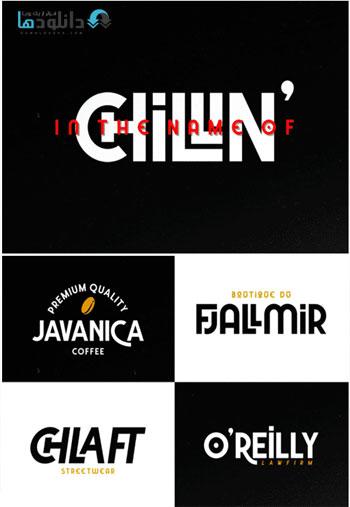 فونت-انگلیسی-ferghaus-font-family