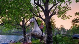 اسکرین-شات-بازی-Horse-Riding-Deluxe