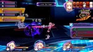 اسکرین-شات-Hyperdimension-Neptunia-ReBirth1-Survival