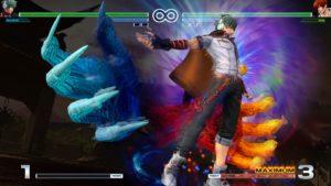 اسکین-شات-بازی-The-King-of-Fighters-XIV-PS4
