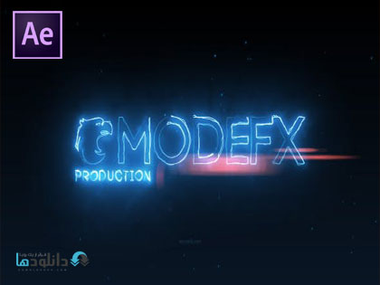 پروژه-افتر-افکت-energetic-logo-reveal-after-effect