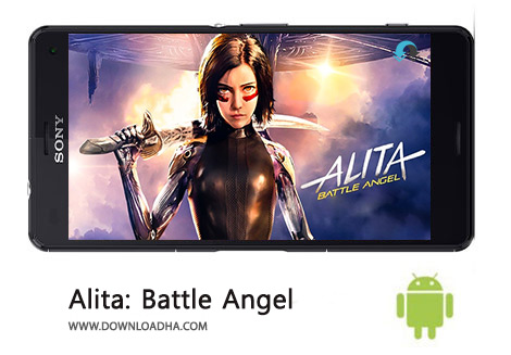 کاور-Alita-Battle-Angel-cover