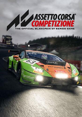 دانلود بازی Assetto Corsa Competizione برای کامپیوتر