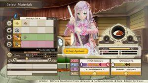 اسکرین-شات-Atelier-Lulua-The-Scion-of-Arland