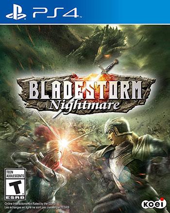 دانلود-بازی-BLADESTORM-Nightmare-PS4