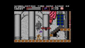 اسکرین-شات-بازی-castlevania-anniversary-collection