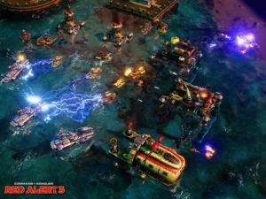 لقطة شاشة - Command-and-Conquer-Red-Alert-3
