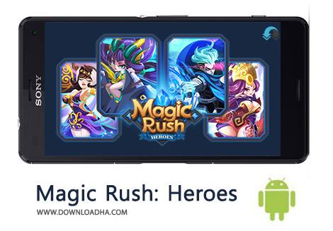 کاور-Magic-Rush-Heroes