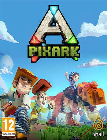 دانلود-بازی-PixARK
