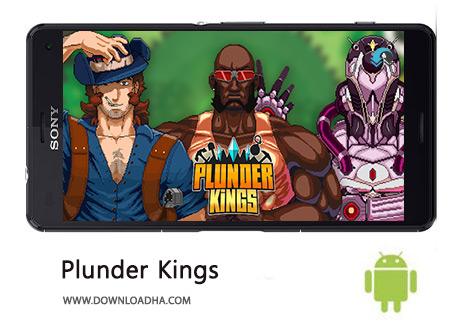 کاور-Plunder-Kings-cover