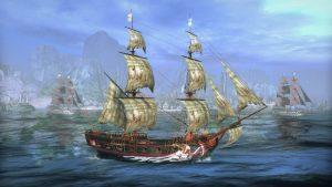 لقطة شاشة لمدينة Tempest Pirate City