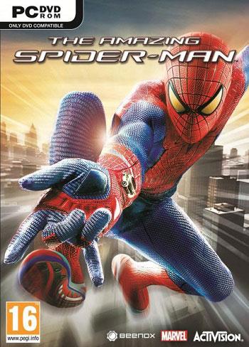 دانلود-بازی-The-Amazing-Spider-Man