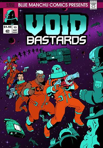 دانلود-بازی-Void-Bastards