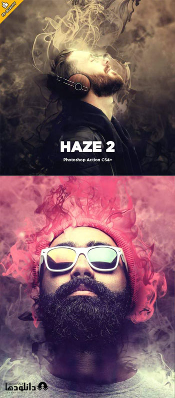 اکشن-فتوشاپ-haze-2-photoshop-action