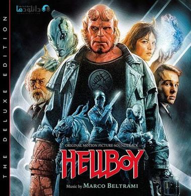 ساندترک-hellboy-2004-ost