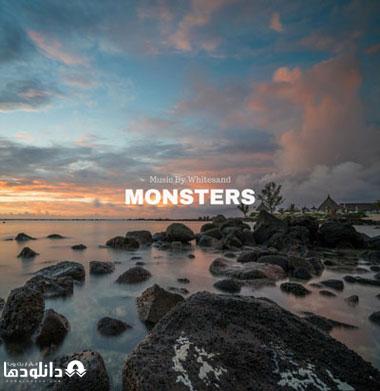 البوم-موسیقی-whitesand-monsters