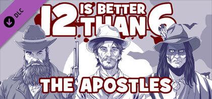 دانلود-بازی-12-is-Better-Than-6-The-Apostles