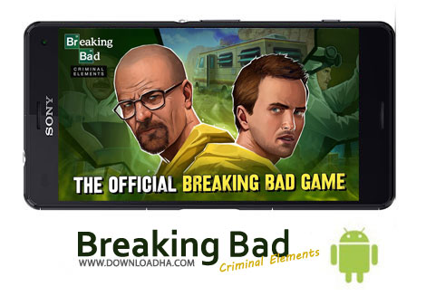 کاور-بازی-breaking-bad-criminal-elements