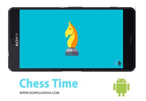 کاور-Chess-Time