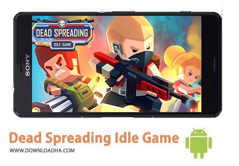 کاور-Dead-Spreading-Idle-Game