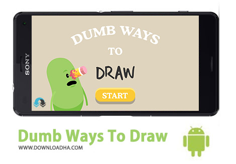 کاور-Dumb-Ways-To-Draw