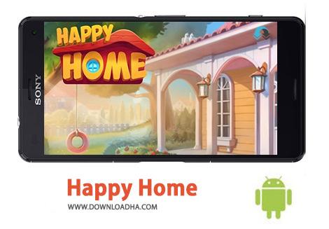 کاور-Happy-Home