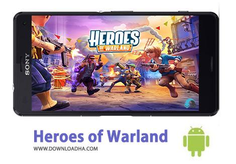 کاور-Heroes-of-Warland