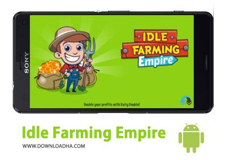 کاور-Idle-Farming-Empire