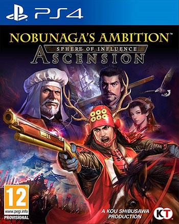 دانلود بازی NOBUNAGAS AMBITION Sphere of Influence Ascension برای PS4