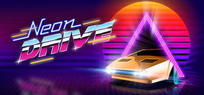 دانلود-بازی-Neon-Drive