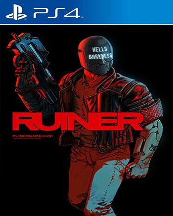 دانلود نسخه هک شده بازی Ruiner + Update v1.04 برای PS4