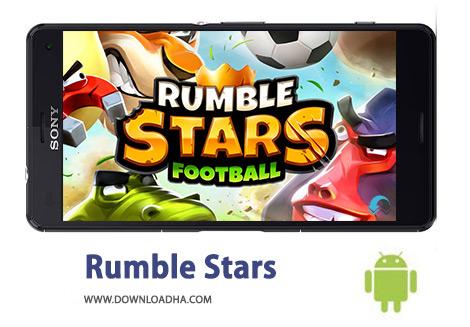 کاور-Rumble-Stars