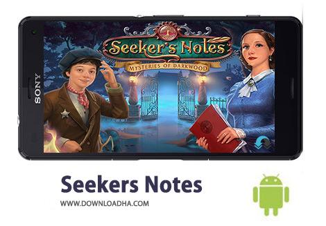 کاور-Seekers-Notes