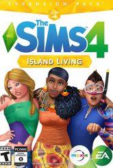 دانلود-بازی-The-Sims-4-Island-Living