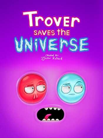 دانلود-بازی-Trover-Saves-the-Universe