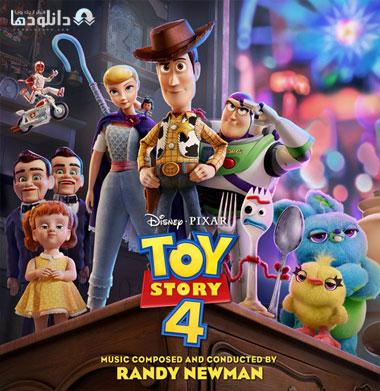 موسیقی-متن-انیمیشن-toy-story-4-ost