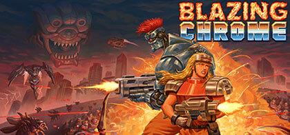 دانلود-بازی-Blazing-Chrome