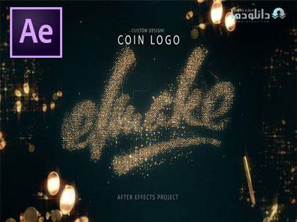 پروژه-افتر-افکت-Coin-Logo-Reveal-Video-Hive
