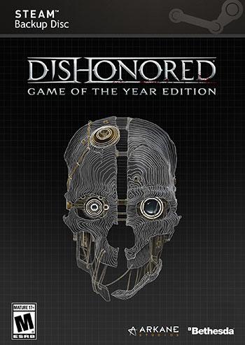 دانلود بازی Dishonored Game of The Year Edition برای کامپیوتر
