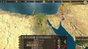 لقطة شاشة لإمبراطوريات مجال المجد