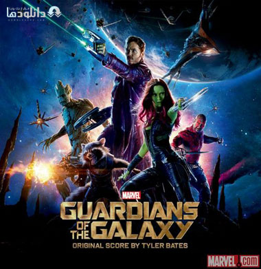 موسیقی-متن-Guardians-of-the-Galaxy-ost