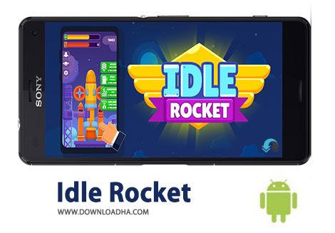 کاور-Idle-Rocket