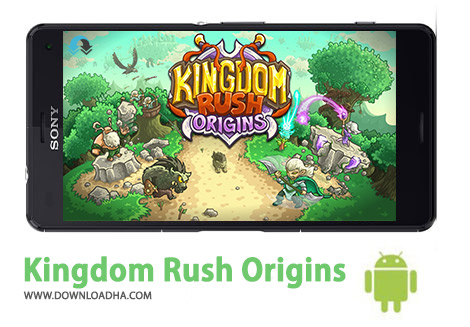کاور-Kingdom-Rush-Origins