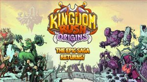 اسکرین-شات-Kingdom-Rush-Origins