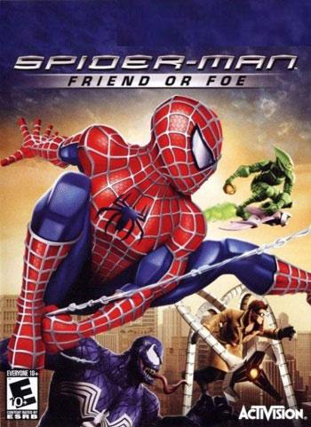 دانلود-بازی-Spider-Man-Friend-or-Foe