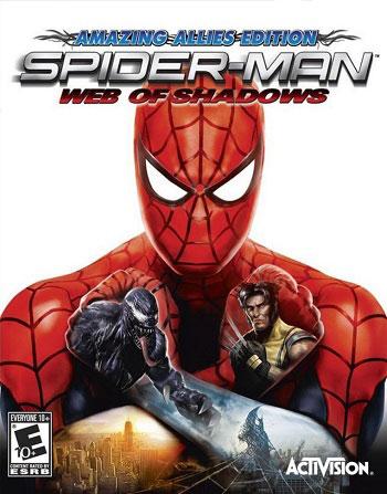 دانلود-بازی-Spider-Man-Web-of-Shadows