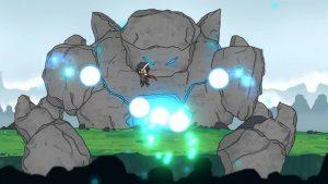 لقطة شاشة من Towertale