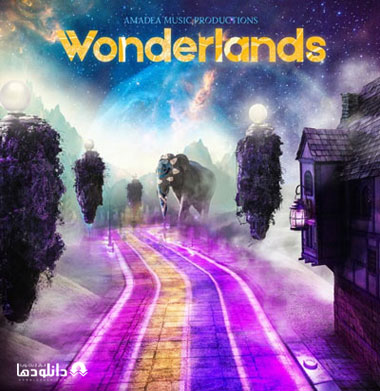 البوم-موسیقی-amadea-music-productions-wonderlands